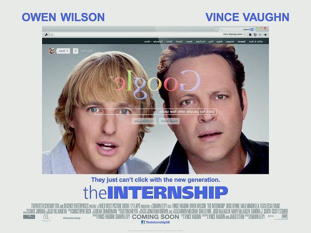W filmie 'Stażyści' dwaj bezrobotni czterdziestolatkowie trafiają na staż do Google'a. OK, ich perypetie mają niewiele wspólnego z rzeczywistością, ale jednego możemy się od nich nauczyć. Wiary w siebie.