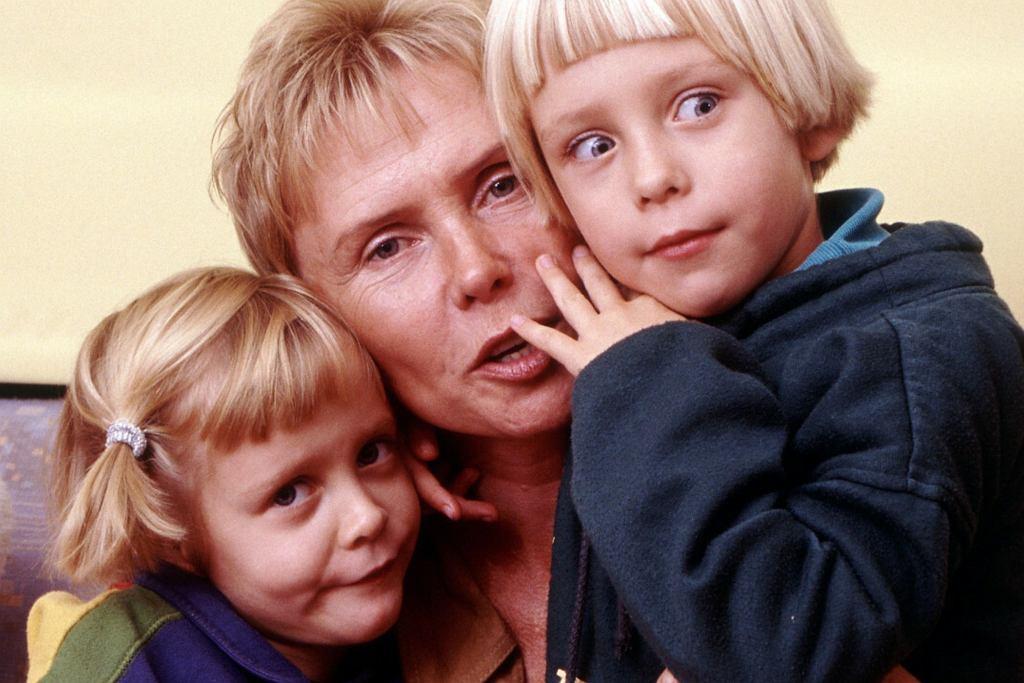 Ewa Błaszczak z córkami