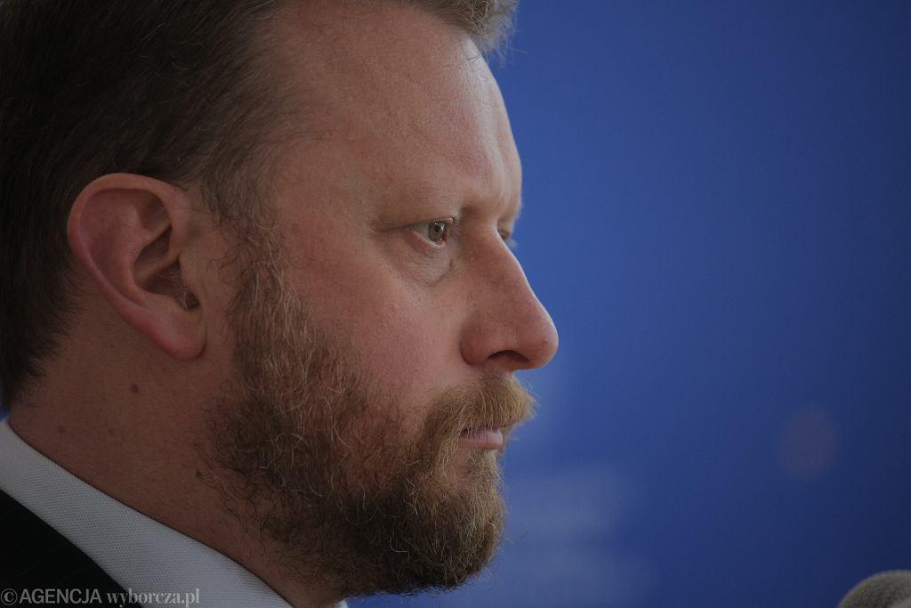 YBriefing wicepremiera Sasina i ministra Szumowskiego dot. sytuacji epidemicznej na Slasku