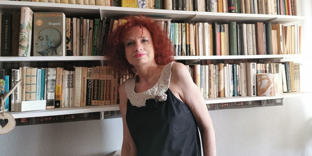 Aneta Wybieralska (fot. archiwum prywatne)