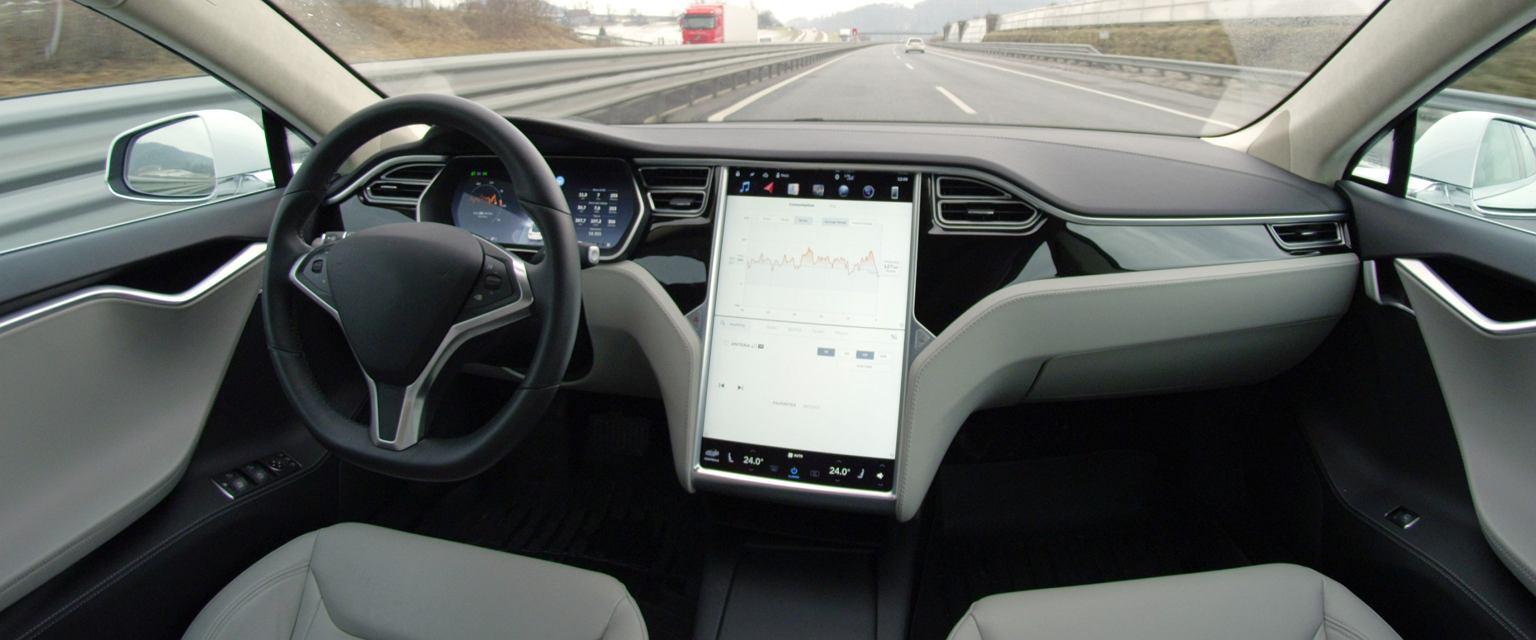 Samochód autonomiczny (fot. Shutterstock)