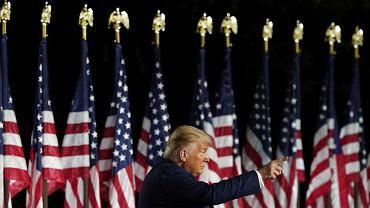 Donald Trump przyjął nominację prezydencką
