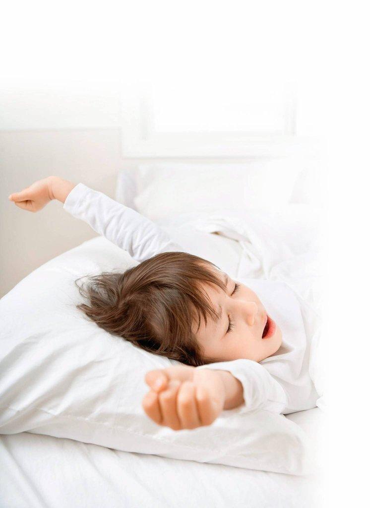 Pięcioletnie dziecko powinno spać minimum 11 godzin. Realne?