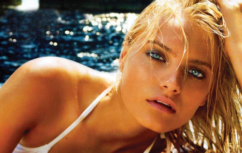 Anna Jagodzińska w reklamie perfum Dolce & Gabbana