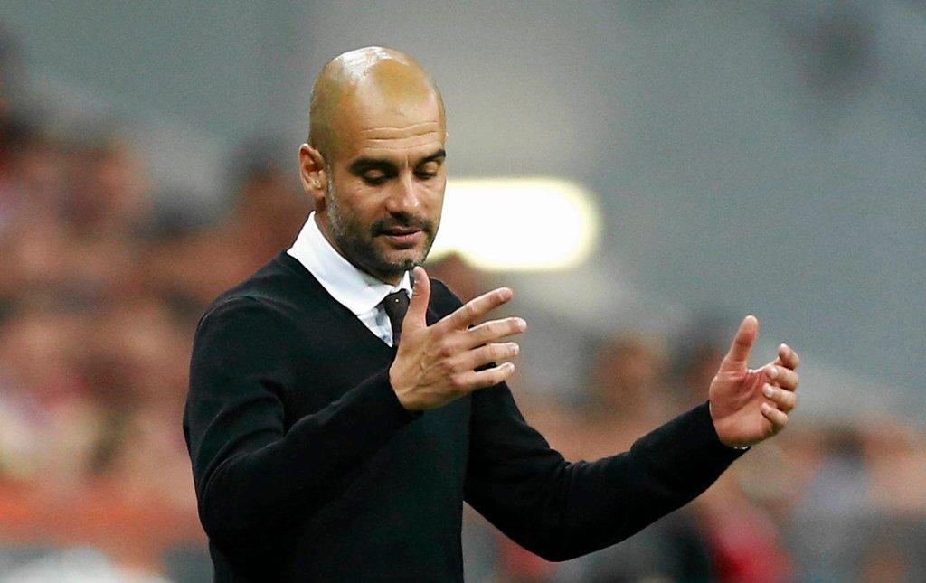 Bayern - Barcelona 3:2. Pep Guardiola