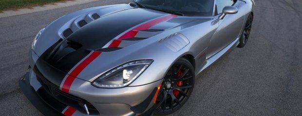 Dodge Viper ACR | Potwór oficjalnie