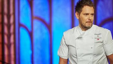 Wojciech Modest Amaro w 'Hell's Kitchen - Piekielna Kuchnia'
