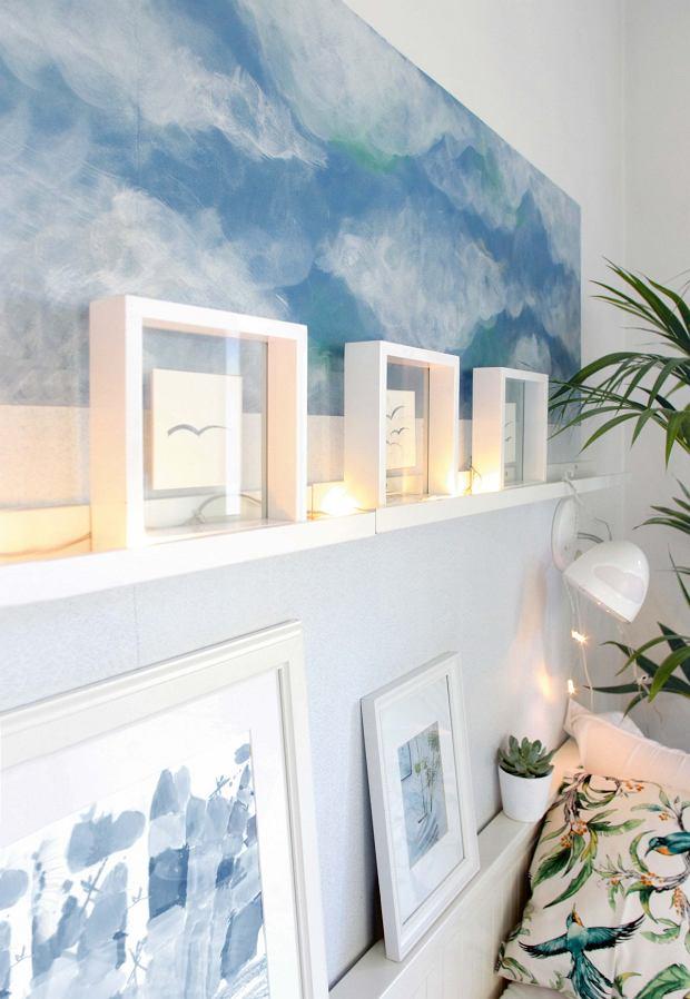 Malowanie ścian Gąbką Budowa Projektowanie I Remont Domu
