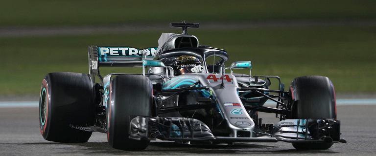 F1. Lewis Hamilton odebrał trofeum mistrzowskie za sezon 2018