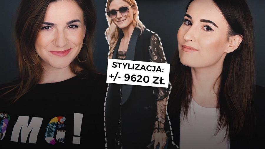 Dress for Less ODC. 2 - romantyczna Olivia Palermo