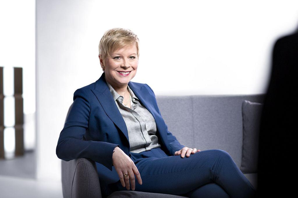 Linda Jackson, CEO Citroen