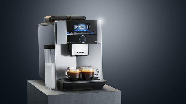 W pełni automatyczne ekspresy Siemens z serii EQ, zawsze parzą kawę w ten sam, optymalny sposób