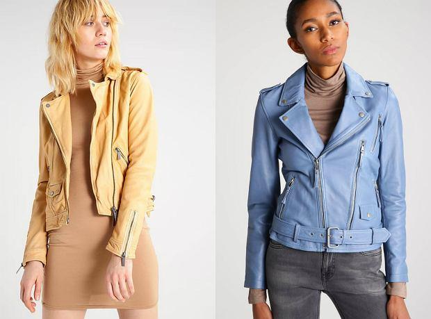 Jaka kurtka skórzana do stylizacji na lato: podpowiadamy