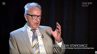 Zbigniew Lew-Starowicz w 'Inwazji'