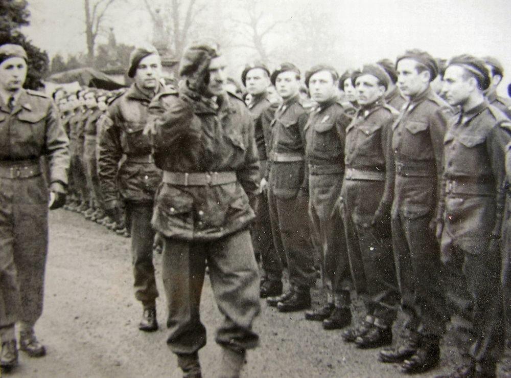 Generał Sosabowski i jego żołnierze