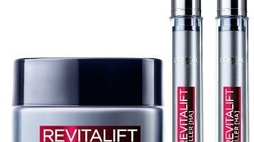 Nowa seria L'oreal: Revitalift Filler Hialuronowe Wypełnienie