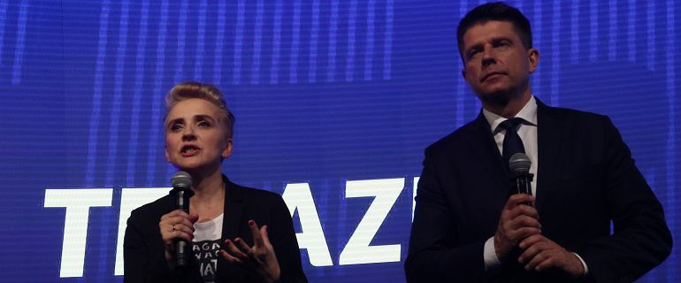 Scheuring-Wielgus i Petru ujawniają program partii Teraz!