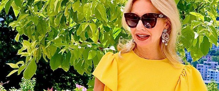 Te żółte sukienki pokochały kobiety po 50-tce! Teraz kupisz je na wyprzedaży