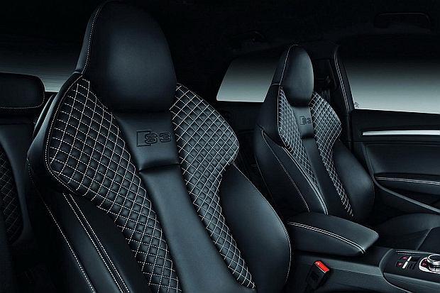 Audi S3 2.0 TFSI quattro S tronic