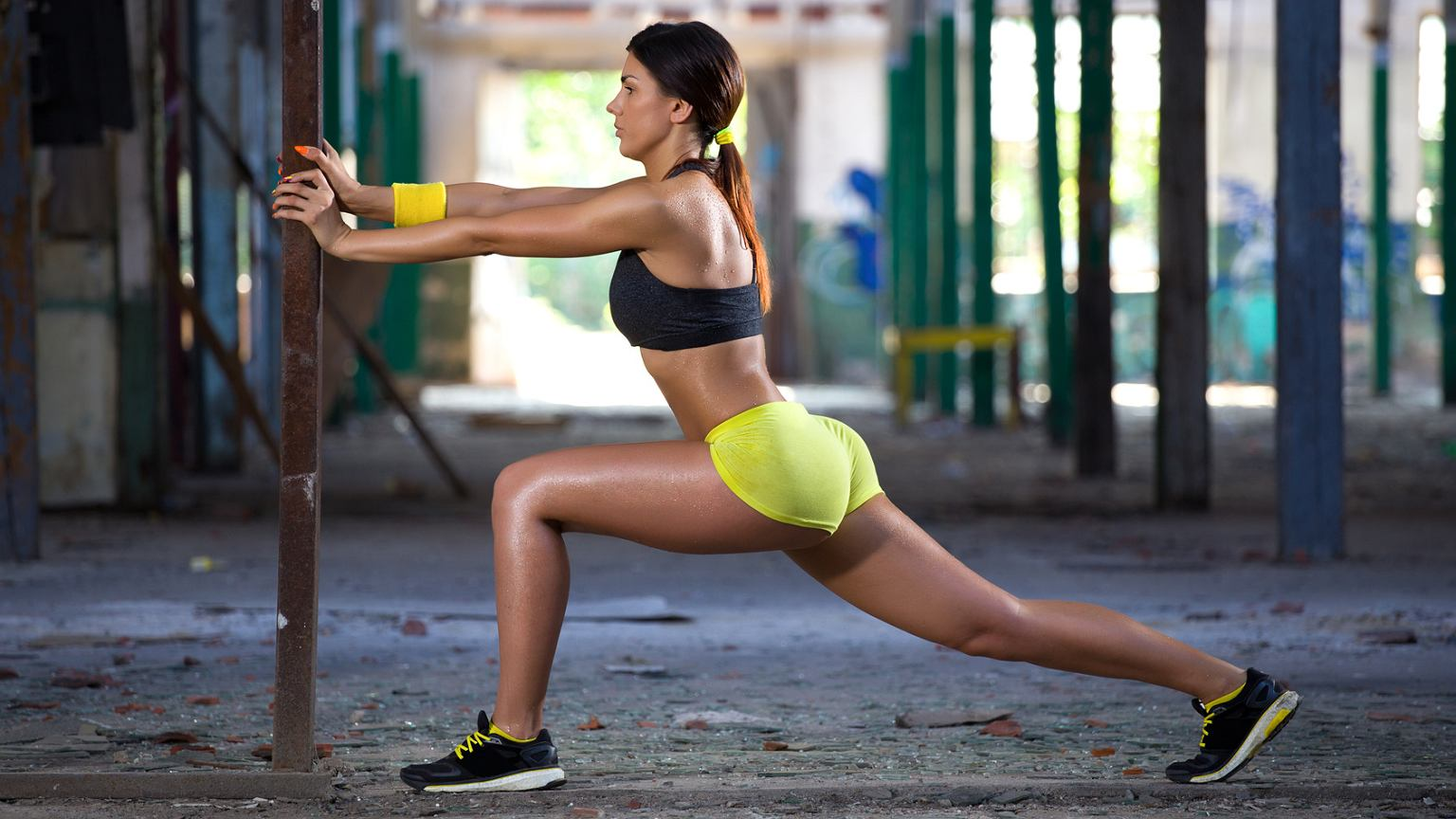 ćwiczenie na schudnięcie z ud