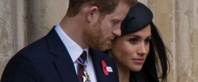 Meghan Markle i książę Harry nie spędzą razem świątecznego poranka. To przez staroświecką (i dziwną) tradycję