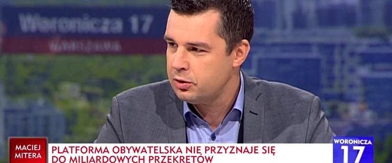 Michał Rachoń pozywa Krzysztofa Skibę. Poszło o wpis na Facebooku