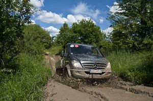 Wszystkie gwiazdy Mercedesa - Bednary 2013
