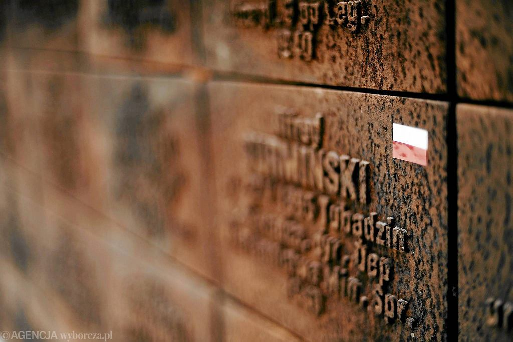 13 kwietnia. Rosja przyznała się do Katynia. Na zdjęciu: cmentarz oficerów zamordowanych w Katyniu