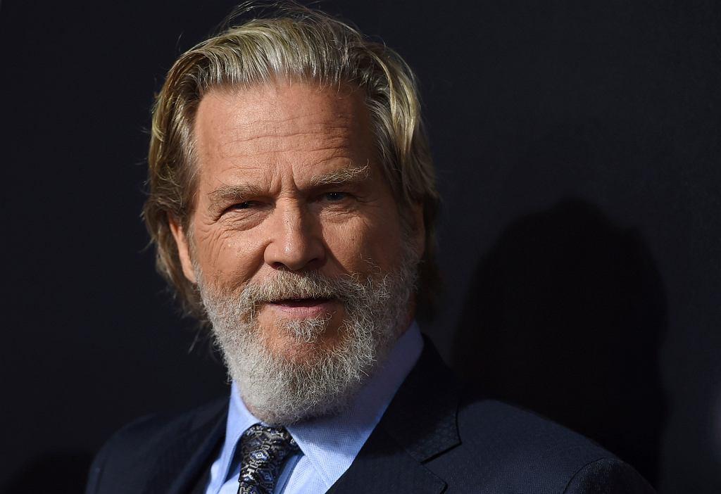 Jeff Bridges ma chłoniaka. O chorobie poinformował w nietypowy sposób