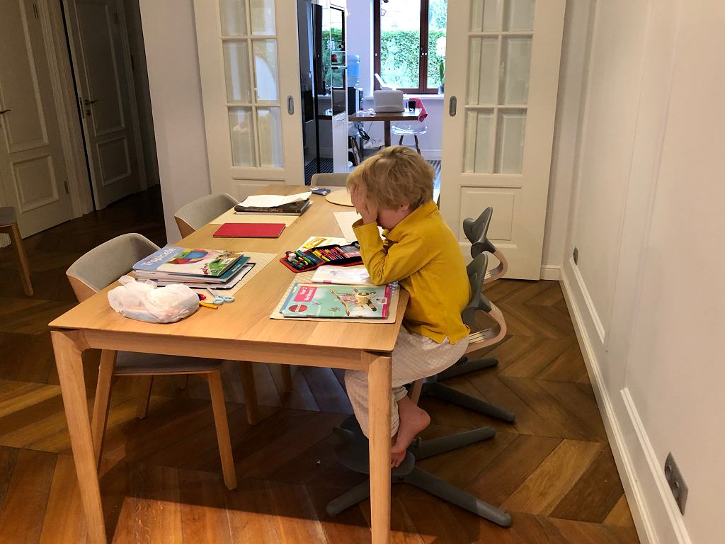 Jak uczą się dzieci na kwarantannie?