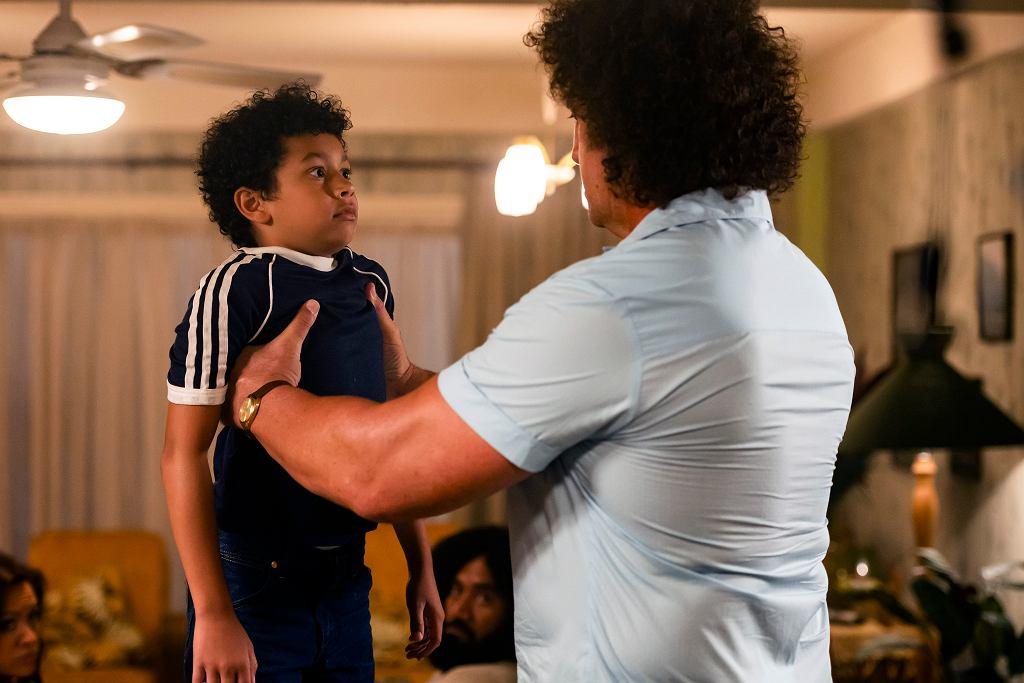 Kadr z serialu 'Młody The Rock' na CANAL+ Premium