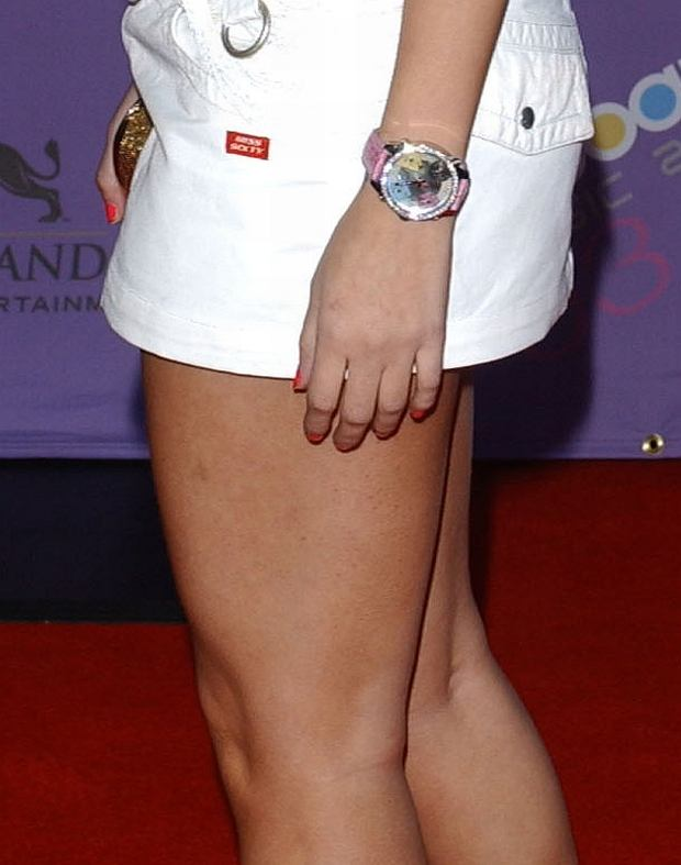 Nicole Richie w 2003
