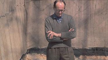 Adolf Eichmann w izraelskim więzieniu