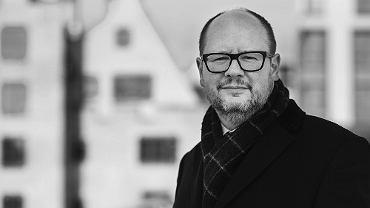 Prezydent Gdańska Paweł Adamowicz. Zmarł 14 stycznia 2019