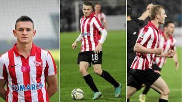 Bojlević, Dąbrowski, Kita, Nowak, Steblecki