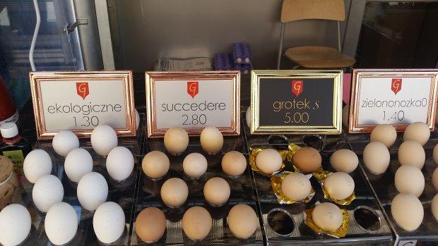 Jaja od braci Grotek