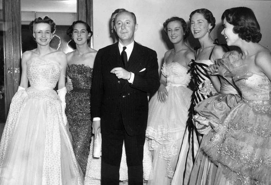Christian Dior urodził się 21 stycznia 1905 roku