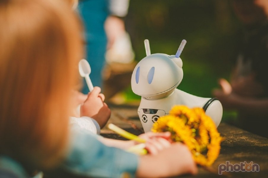 Photon - polski robot ma szansę podbić świat