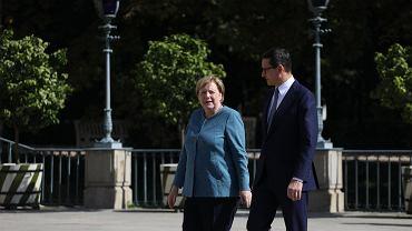 Angela Merkel w Warszawie: Widzę możliwości postępów ws. sporu Polski z UE