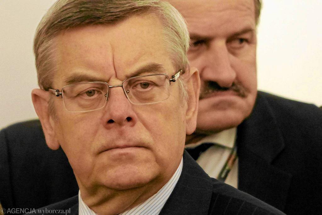 prof. Tomasz Nałęcz