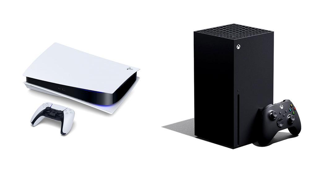 Konsole nowej generacji, czyli PlayStation 5 i Xbox Series X
