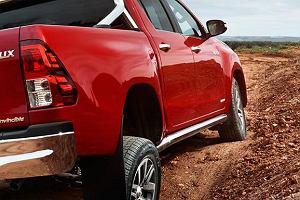 Nowa Toyota Hilux | Ceny w Polsce | Ponad 1 tona