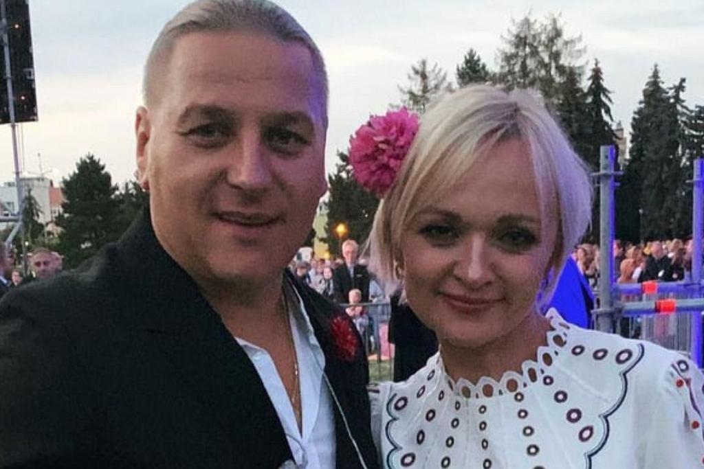 Łukasz i Edyta Golec