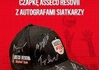 Wygraj czapkę Asseco Resovii z autografami! [KONKURS]