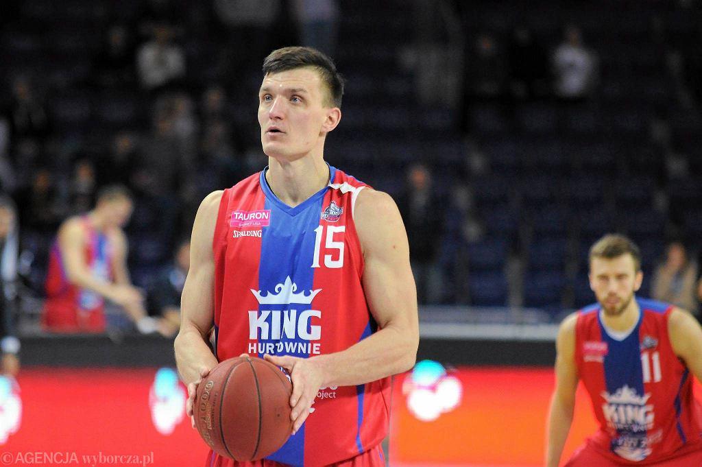 Łukasz Majewski opuszcza King Wilki Morskie Szczecin