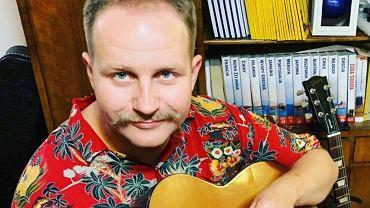 Jacek Iwaszko z 'Milionerów'