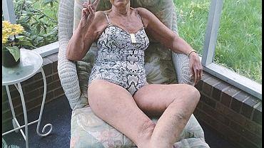 Babcia rusza na podryw (fot.: Instagram)