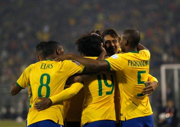 Copa America. Brazylia - Paragwaj. Relacja na żywo