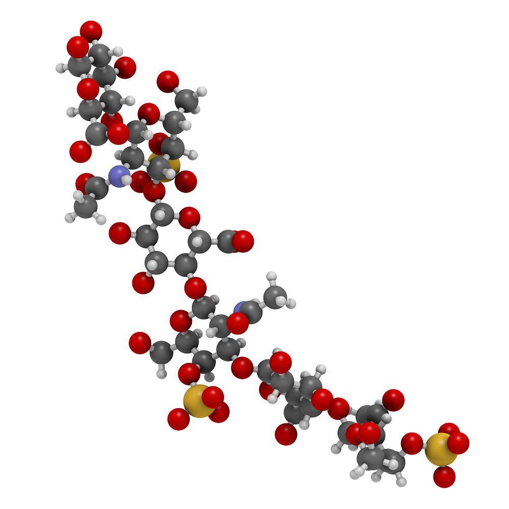 Proteoglikany to wielocząsteczkowe kompleksy składające się z białek oraz glikozoaminoglikanów