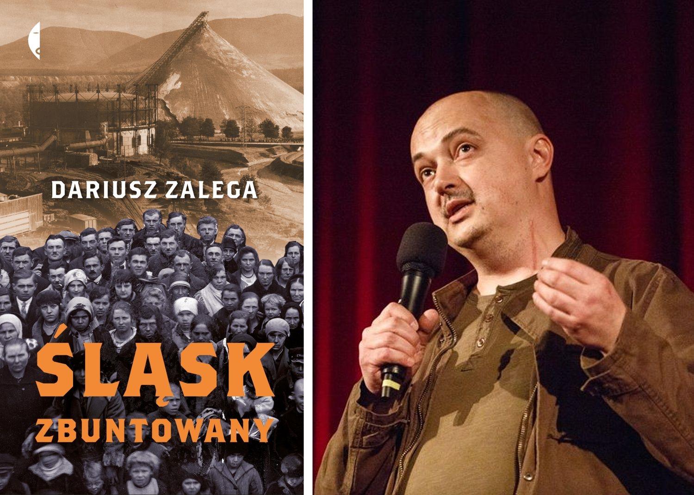 Książka Dariusza Zalegi ukazała się nakładem Wydawnictwa Czarne (mat. prasowe)